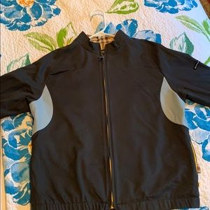 Burberry golf jacket